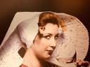 Hip Zeeuws meisje op de placemats bij Hart van Tholen