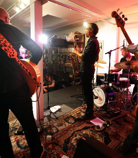 Geen Jazz ten Toon tijdens Breda Jazz Festival