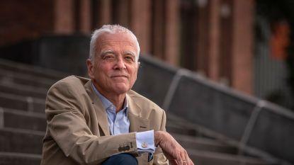 """Rector en historicus Herman Van Goethem schat het donkerder in dan tijdens WOII: """"Corona verandert àlles, voorgoed"""""""