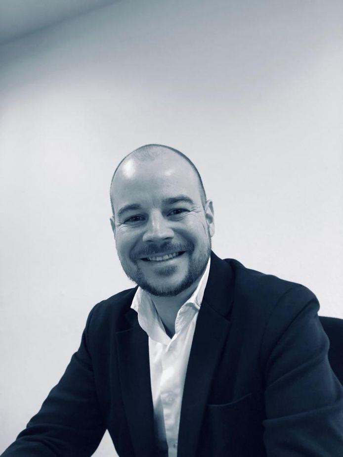 Paul van Dam, hoofd HR van Topicus in Deventer.