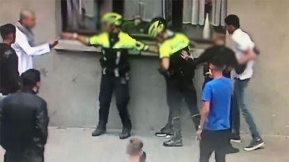 Jongeman uit Borgerhout duwt agent: 1 jaar effectieve celstraf in eerste aanleg, 80 uur werkstraf in beroep