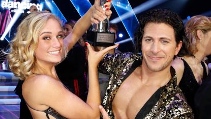 """Julie wint 'Dancing with the Stars': """"Voor mij is dit echt een verrassing van formaat"""""""