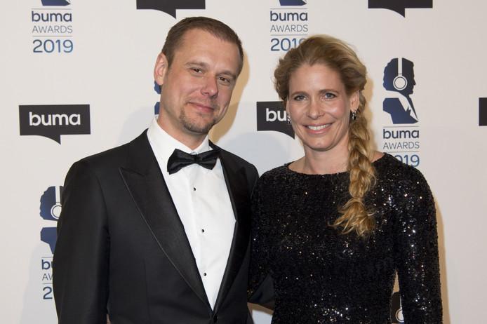 Armin en zijn vrouw Erika.