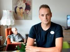 Vince werkt op de quarantaineafdeling: 'Hoe schoon kúnnen we eigenlijk werken?'
