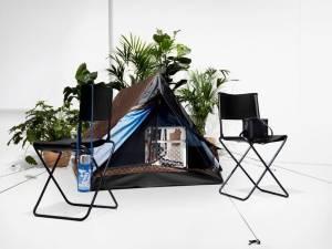 Camping de luxe: Louis Vuitton vend une tente à 70.000 euros
