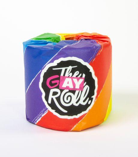 Café De Regenboog heeft 'schijt genoeg van lockdown' en lanceert 'Gay Roll'