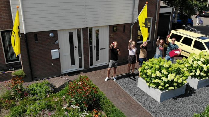 Geen feest in het centrum, maar met de Stöppelbox kan er toch een klein feestje gevierd worden.