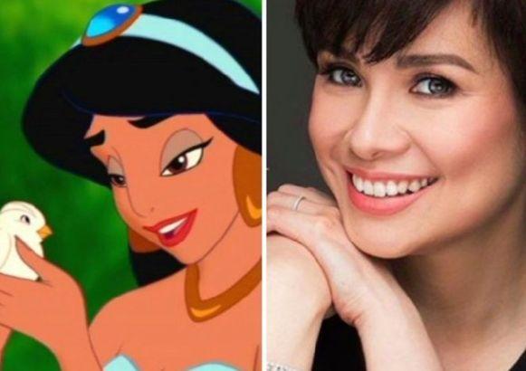 Dit zijn alle échte Disneyprinsessen op een rij.