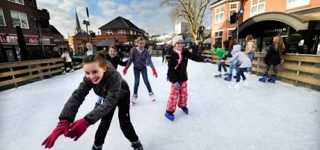 Geen schaatsbaan in december op Dorsetplein in Borne: ijspret wordt verschoven naar voorjaarsvakantie