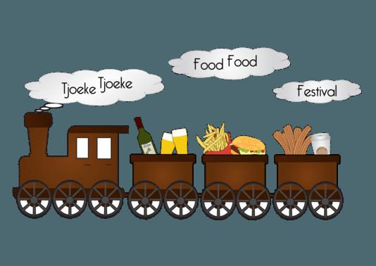 Het Tjoeke Tjoeke Food Food truckfoodfestival is dit jaar voor het eerst in Brabant. Wel in aangepaste vorm vanwege het coronavirus.