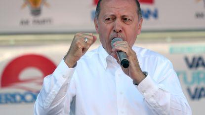 Erdogan wil gevangenen in voorarrest als verkiezingskandidaat uitsluiten