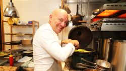 Videodagboek: Piet Huysentruyt op culinaire wereldtour