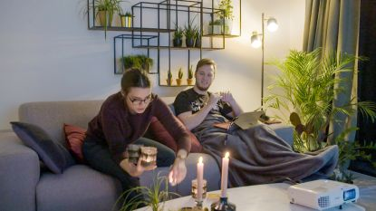"""Situatie tussen Annelies en Joris beroert 'Blind Getrouwd'-kijkers op Twitter: """"Wees nu eens content!"""""""