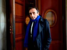 """Le procès de Zemmour pour """"provocation à la haine"""" renvoyé au 13 mai"""