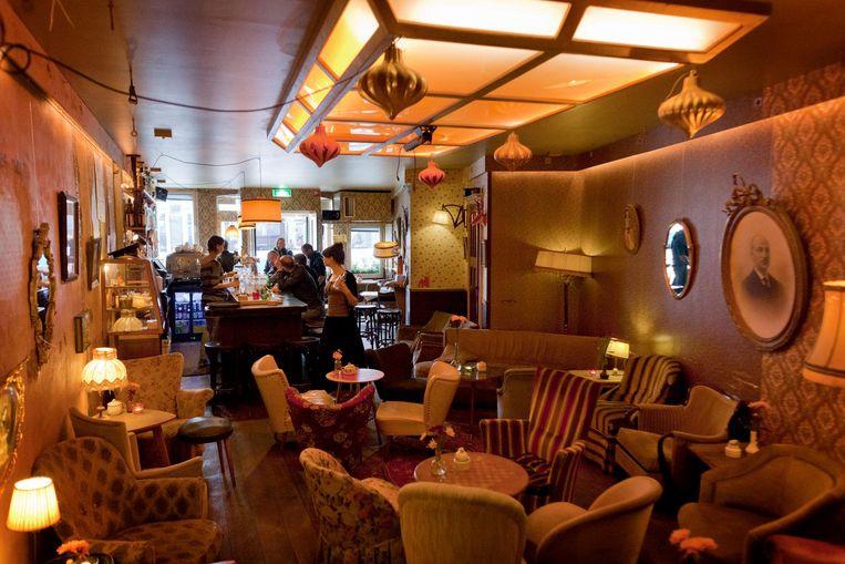 Café Brecht Beeld Rink Hof