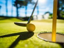 Overbrug houdt voor de derde keer het Open Helmonds Golfkampioenschap