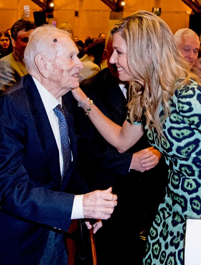 b3845d94858590 Koningin Máxima bezoekt haar zieke vader in Buenos Aires