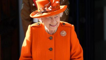 Eerste post van Queen Elizabeth II op Instagram is een feit