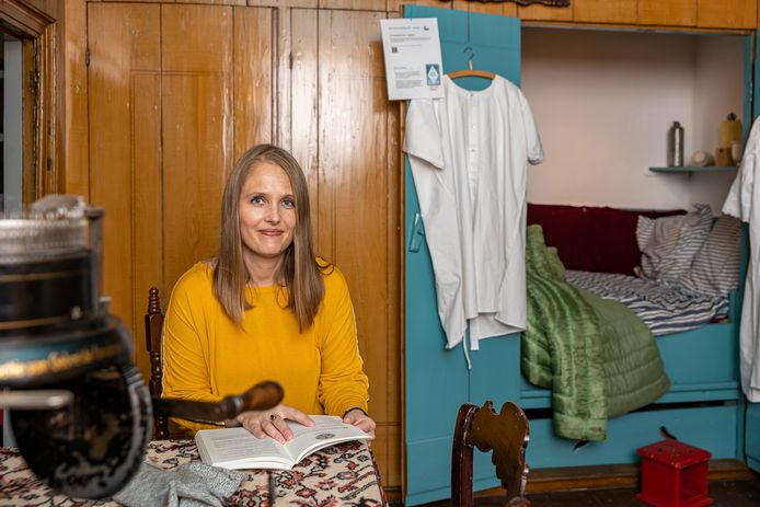 "Saskia Maaskant: ,,Zodra het eerste woord op papier komt, weet ik hoe het afloopt."""