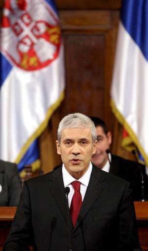 Tadic schreef nieuwe verkiezingen uit.