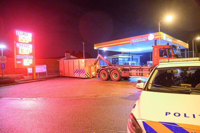 Cocaïnewasserij ontdekt in Sint Willebrord