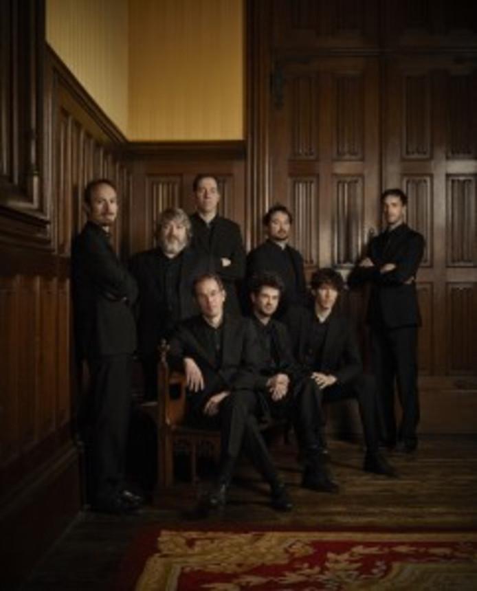 Vocaal ensemble Cappella Pratensis