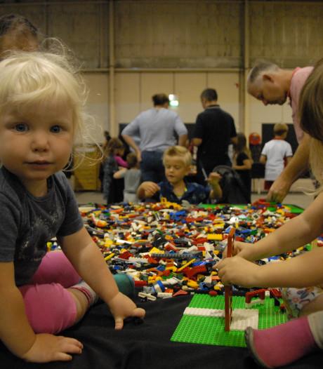 Brabanthallen is voor even eldorado voor LEGO-adepten