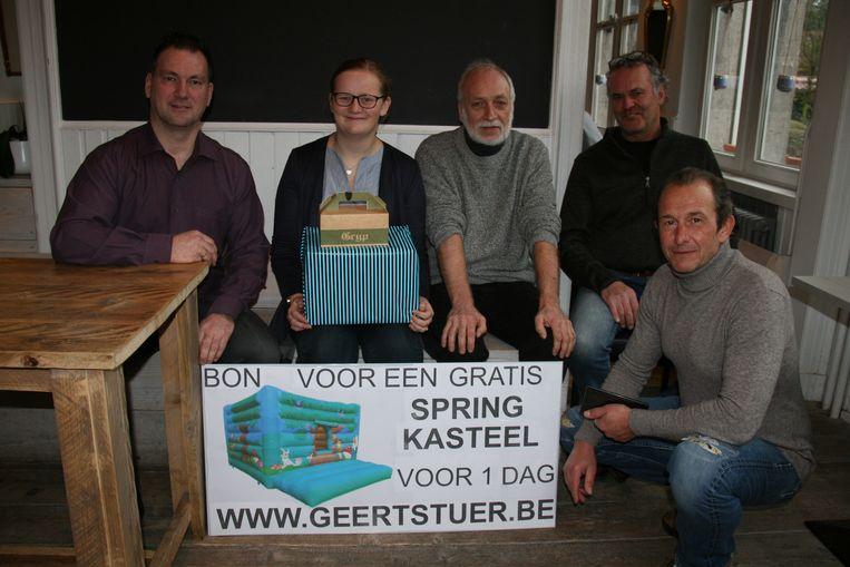 Annelies Vandenbroek, uit Hoevenen, werd het 15.000ste lid van GZVK