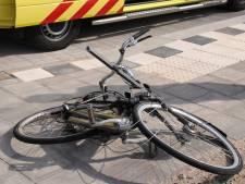 Fietser gewond na botsing met auto in Veenendaal