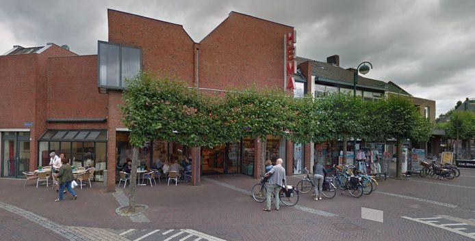 Het filiaal van de Hema in Budel.