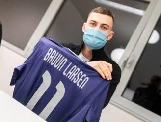 Officieel: Anderlecht huurt Bruun Larsen, Deense flankaanvaller van 9 miljoen, van Hoffenheim