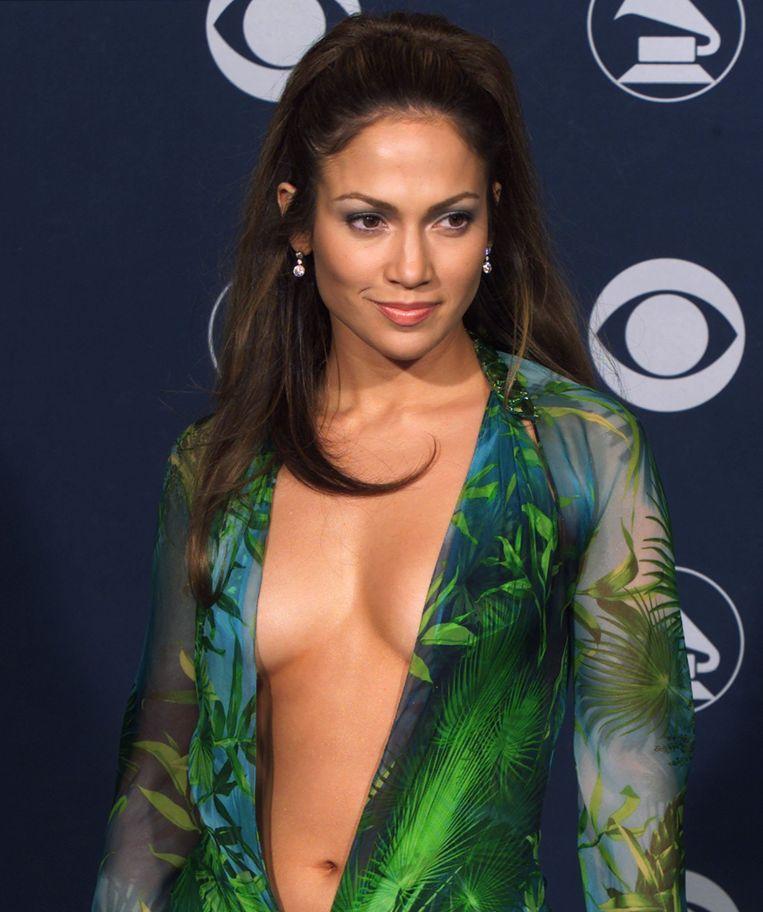 Jennifer in 2000