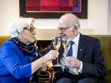 Conrector Jan van Pius X in Almelo is 60 jaar getrouwd met Marietje: 'We zijn nog steeds verliefd op elkaar'