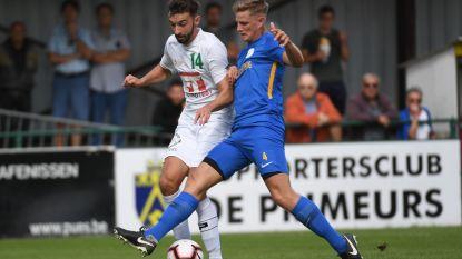 Robbe De Backer en Kampenhout willen revanche tegen Out-Hoegaarden