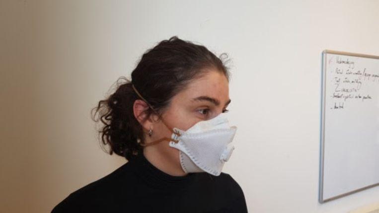 Herzele zoekt inwoners om mondmaskers te maken.
