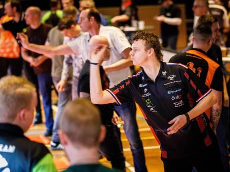 Dartstoernooi Open Steenwijkerland kan prima af zonder Britten