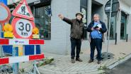 Eerste plannen voor Grimbergs Gemeenteplein: ingang ondergrondse parking langs Nieuwelaan en kortparkeren voor handelaars
