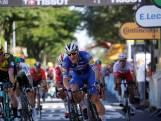 Viviani s'impose au sprint lors de la 4e étape