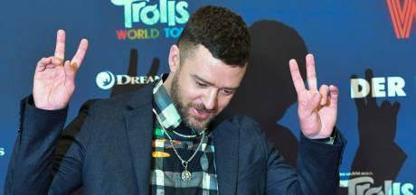 Justin Timberlake brengt na succes Can't Stop the Feeling nieuwe single uit voor Trolls