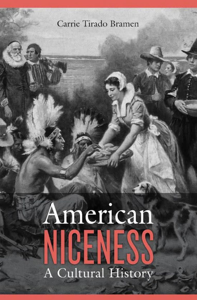 'American Niceness - A Cultural History'. Beeld uitgeverij