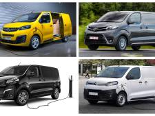 Elektro-busjes Peugeot, Citroën, Opel (én Toyota) komen nog dit jaar
