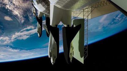 Zo luxueus en gigantisch wordt allereerste ruimtehotel