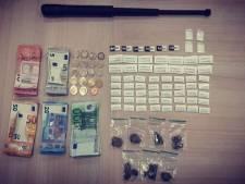 19-jarige drugshandelaar aangehouden in Sint-Maartensdijk