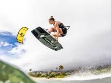 Zeeuwse kitesurfster Annelous Lammerts wil na beste jaar ooit nóg beter worden