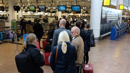 Staking bij Aviapartner op Zaventem: honderden reizigers getroffen, opnieuw vluchten afgelast