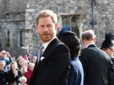 """Selon son célèbre voisin, le prince Harry a un nouveau look: """"Il a des longs cheveux et une queue-de-cheval"""""""