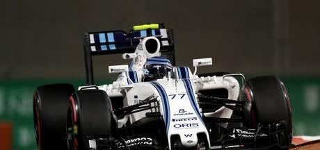 Di Resta weer reservecoureur bij Williams