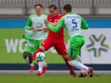 FC Twente verliest van Wolfsburg bij rentree Bruma
