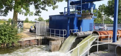 Waterschap klaar om pompen uit te zetten bij hevige hoosbui