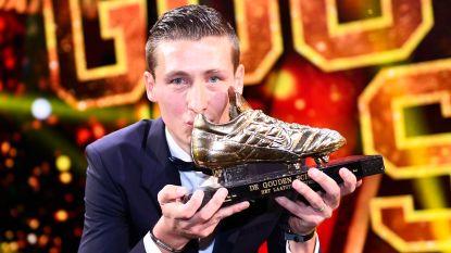 804.000 kijkers zien Hans Vanaken Gouden Schoen kussen